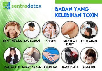 10 Tanda Tubuh Anda Mengandung Banyak Racun/Toxin